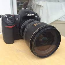 first camera ever made sold nikon d300 dslr and 17 55mm dx 1 28 g ed lens with filter