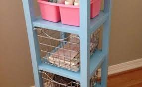 hometalk how to build bedroom storage towers furniture carts in paint hometalk