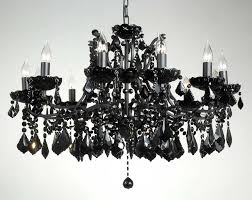 chandelier pictures mini black crystal chandelier luxury u0026 black crystal chandelier