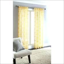 Yellow Sheer Curtains Yellow Patterned Curtains Yellow Patterned Curtains Large Size Of