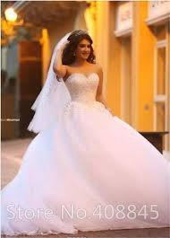 aliexpress com buy elegant pearls beaded tulle ball gown wedding