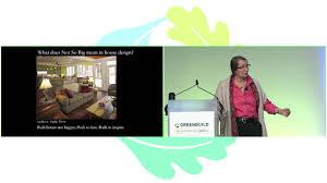 greenbuild 2015 master series f15 sarah susanka youtube