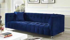 Sectional Sofa Blue Artistic Blue Sectional Sofa Russcarnahan On Velvet Ataa