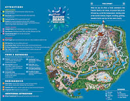 International Drive Orlando Map by Disneyworld Map Blizzard Beach Travel Theme Parks