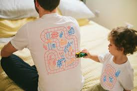 gift for dad car play mat shirts gifts for dad gifts for kids by bkykid