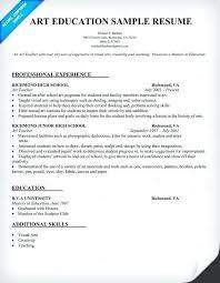 Resume Samples Quran Teacher Resume by Sample Art Teacher Resume Amitdhull Co