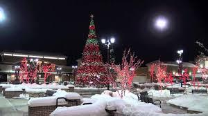 Chickasha Lights Crazy Christmas Lights At Valley Fair Mall Youtube