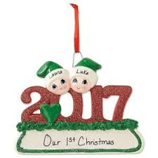 unique personalized christmas ornaments current catalog