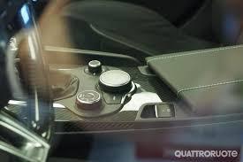 lexus nx 300h quattroruote alfa cars news alfa giulia interior exposed in official photos