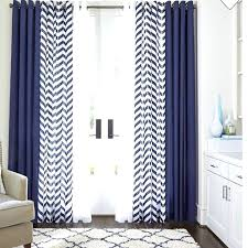 Navy Blue Curtains Blue And White Bedroom Curtains Asio Club