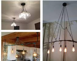Modern Pendant Light Fixtures Modern Lighting Etsy