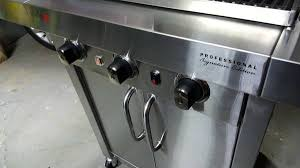 char broil signature tru infrared 3 burner cabinet gas grill new char broil professional signature tru infrared 3 burner gas