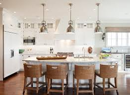 Stainless Steel Kitchen Backsplash Ideas Kitchen Style Rattan Bar Stools Beach Kitchen Chrome Hanging