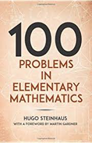 mathematical snapshots dover recreational math hugo steinhaus