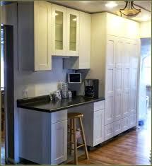 kitchen high cabinet ikea tall kitchen cabinets faced
