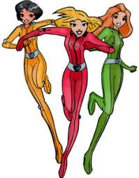 totally spies loved jerry pull hq