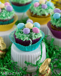 Easter Cupcake Icing Decorations by 3 Cute Ways To Decorate An Easter Cupcake