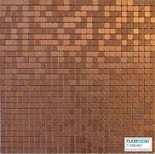 Stick On Ceiling Tiles by Details About Flexipixtile Aluminum Peel U0026 Stick Mosaic Tile
