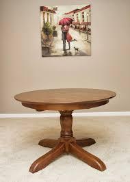 weathered oak dining table makeover bless u0027er house