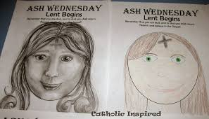 ash wednesday printable activity page free get ready for lent