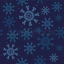 background design navy blue seamless snowflakes pattern christmas design with blue snowflakes