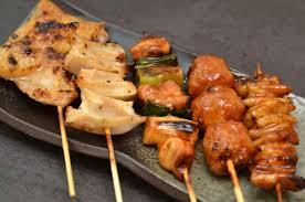 cuisine japonais préparer des yakitoris chez vous cuisine japonaise