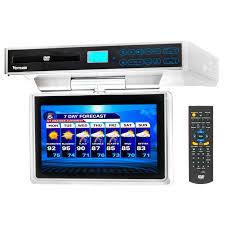 kitchen cabinet radio cd player venturer klv39103 10 under cabinet kitchen television