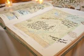unique wedding guest books 15 creative wedding guest book ideas mywedding