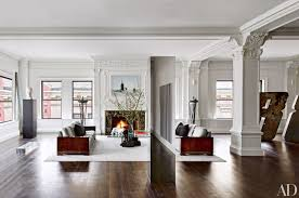 Fireplace Ideas And Fireplace Designs Photos Architectural Digest - New york living room design