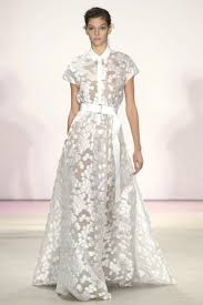erdem wedding dress the most beautiful wedding dresses from the runway fresh design