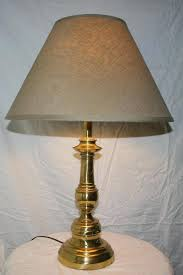 vintage stiffel brass table lamps 31262 astonbkk com
