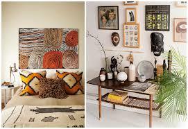 chambre style ethnique deco chambre style africain meilleur idées de conception de maison