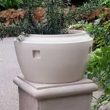 Stone Urn Planter by Classic Pediment Planters Fine Cast Stone Urns Jardinieres