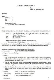sample sales agreement agreement for purchase and sale of real