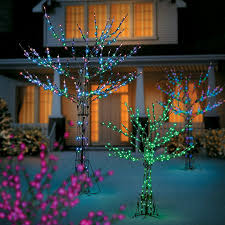 color changing light show led trees improvements