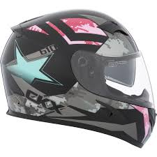 motocross helmet with shield full face helmets motorcycle helmets sears