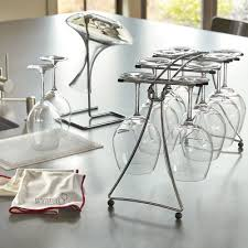 folding stemware drying rack 4689 iwa wine
