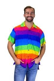 Multicoloured Flag Amazon Com Rainbow Flag Tie Dye T Shirt Unisex Sport Shirt