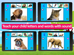 kids animal abc alphabet sound android apps on google play