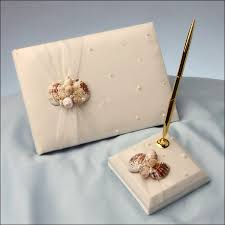 wedding gift book sell well wedding guest book and pen holder wedding decoration