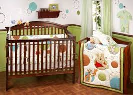 Winnie The Pooh Crib Bedding Disney Pooh Happy Days 4pc Crib Bedding Set Bedding Sets Babvo