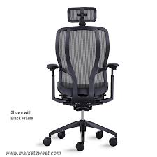 vesta high back executive conference leather or fabric seat u0026 mesh