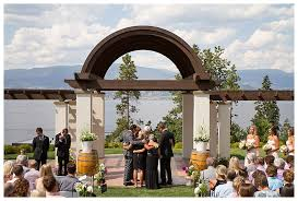 wedding arch kelowna kelowna wedding photographers karli ruben cedar creek estate