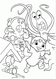 download coloring pages monster inc coloring pages monsters inc