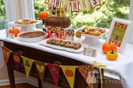 recipes easiest thanksgiving dessert table