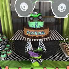 monster jam grave digger truck monster jam gravedigger birthday party ideas monster truck