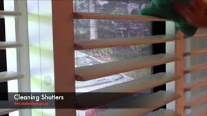 creative blinds u0026 awnings how to clean plantation shutters with