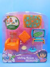 Dora The Explorer Bedroom Furniture by Fisher Price Kids Dollhouse Furniture Dora The Explorer Toys Ebay