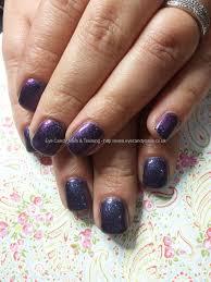 brillbird diamond magic gel over natural nails eye candy