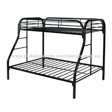 Metal Bunk Bed Frame China Shaped Metal Bunk Beds From